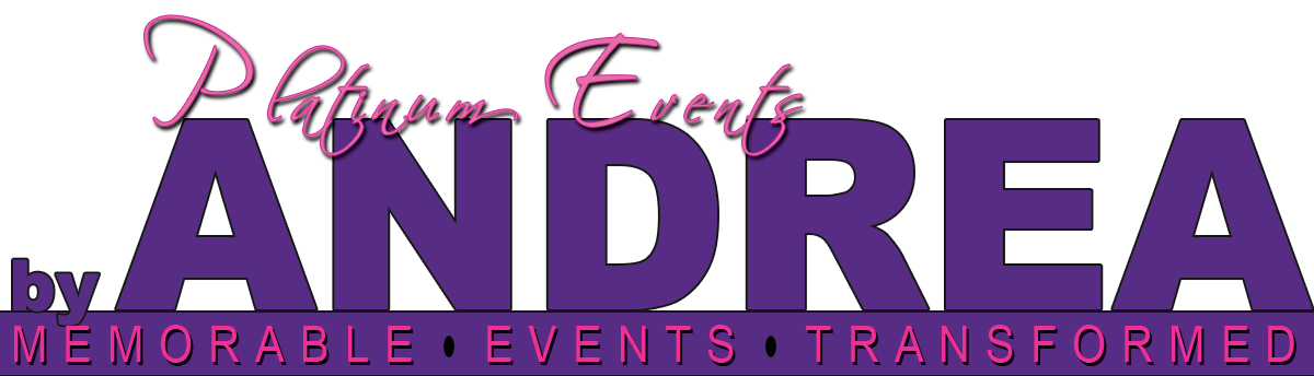 Platinum Events by Andrea